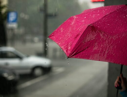 Parental responsibility as a stepmother - it matters when it's raining
